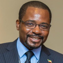 His Excellency Gabriel Obiang Lima