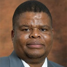His Excellency David Mahlobo