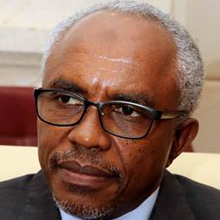 His Excellency Azhari A. Abdalla