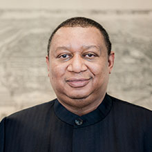 His Excellency Mohammad Sanusi Barkindo
