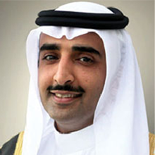 His Excellency Shaikh Mohammed bin Khalifa Al Khalifa