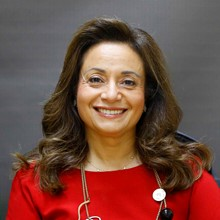 Her Excellency Dr Amani Abou-Zeid