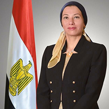 Her Excellency Dr Yasmine Fouad