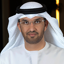 His Excellency, Dr Sultan Ahmed Al Jaber