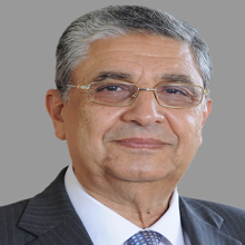 His Excellency, Dr Mohamed Shaker El Markabi