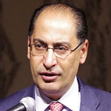 His Excellency, Dr Ibrahim Saif