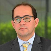 His Excellency Ahmed Kouchouk